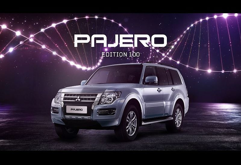 Film Pajero - Edition 100
