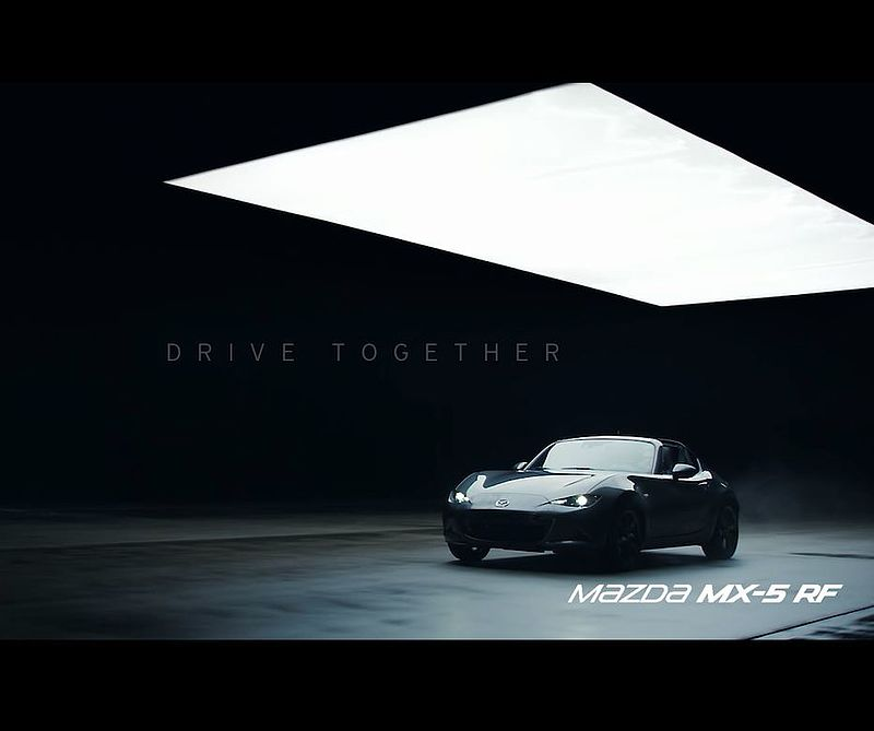 DriveTogether MX 5 RF